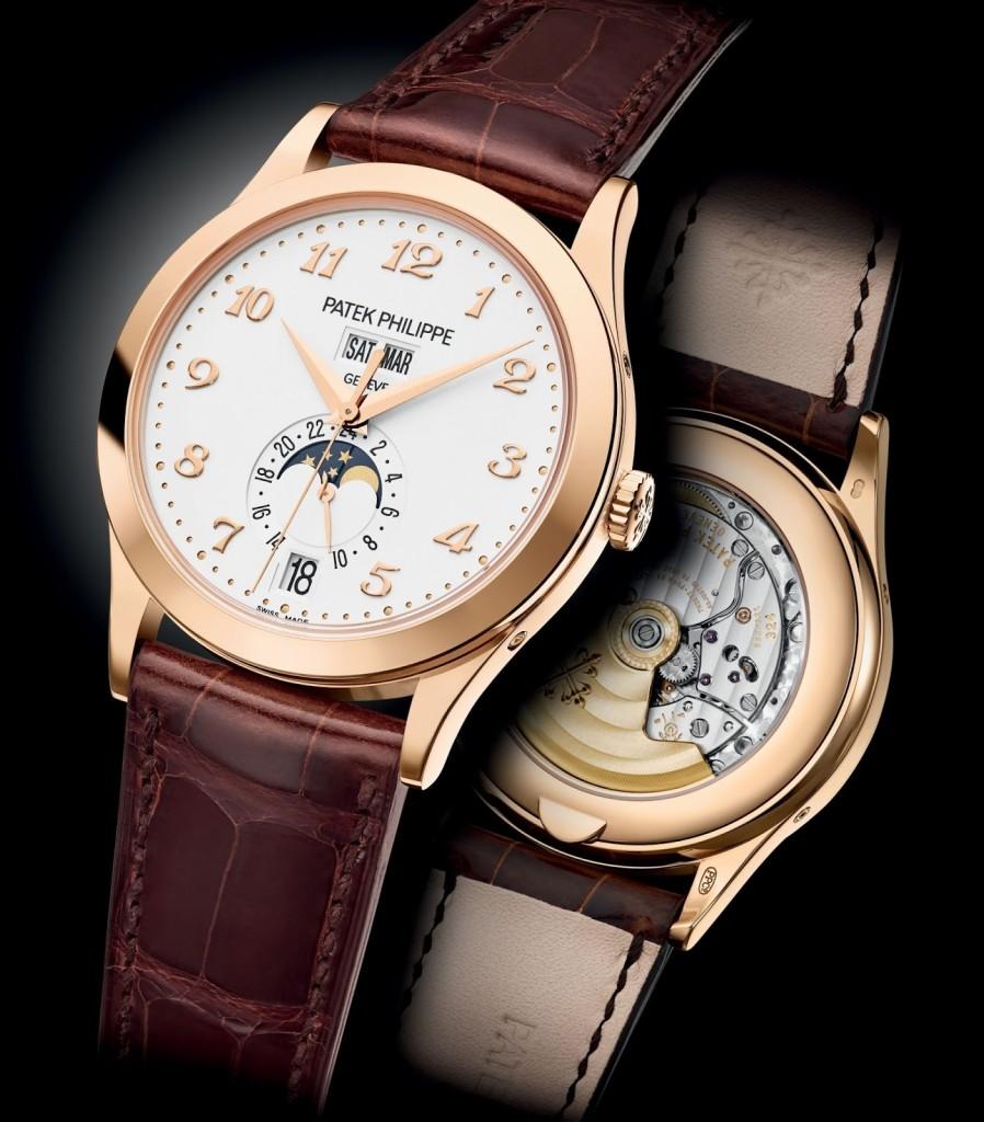Именно столько стоят женские часы этой марки из серии calatrava ladies.