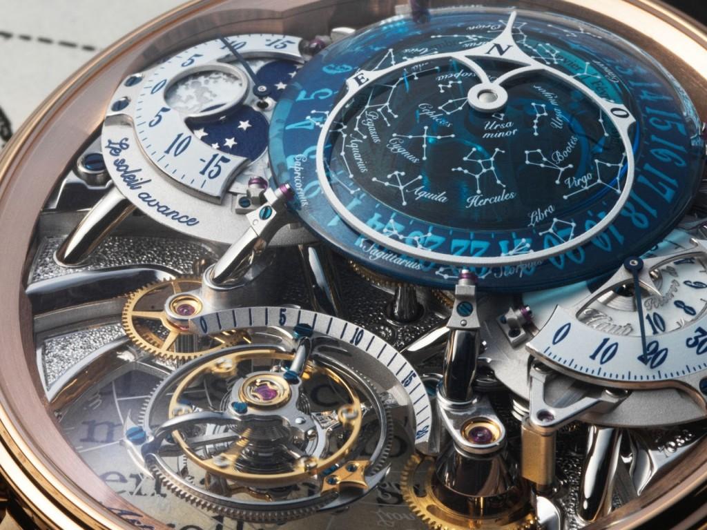 Мужские часы Bovet - luxreplica2017club